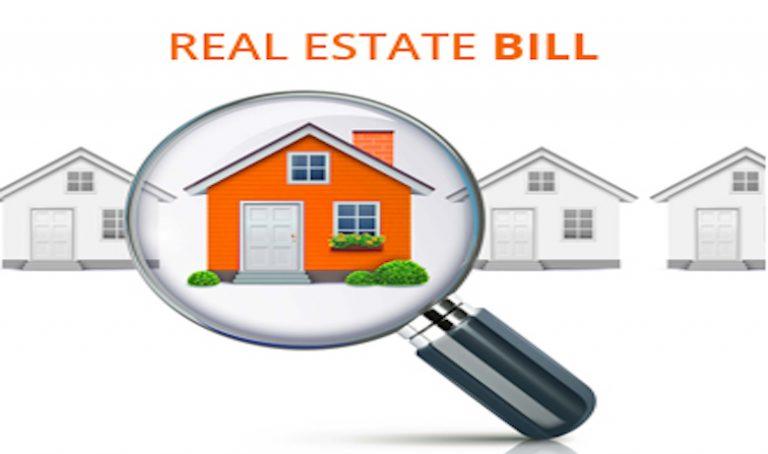 Real Estate Bill 2015