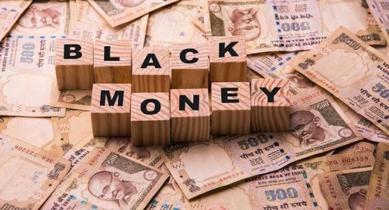 Black Money and Imposition of Tax Act