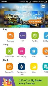 ICICI UPI App