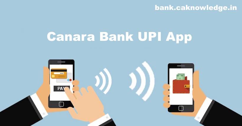 Canara Bank UPI App