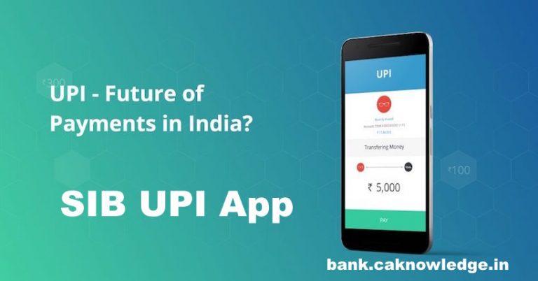 SIB UPI App