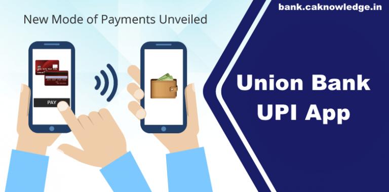 Union Bank UPI App
