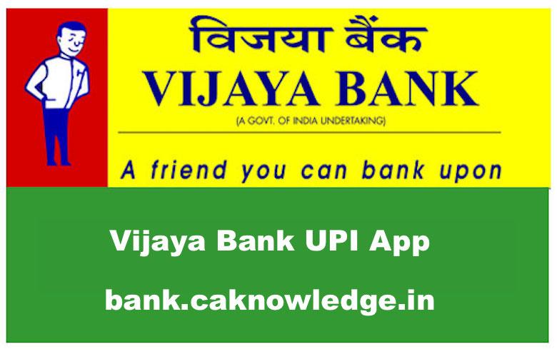 Vijaya UPI App