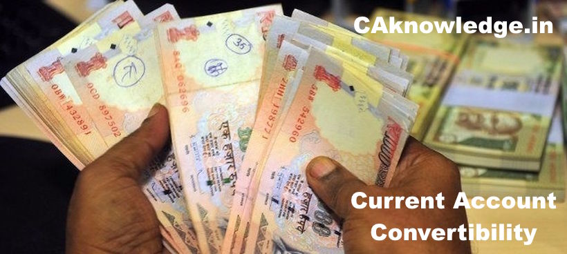 current account convertibility