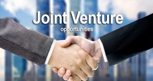 Incorporation of Joint Venture Company in India