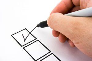 Key Checklist for a Business Enterprise