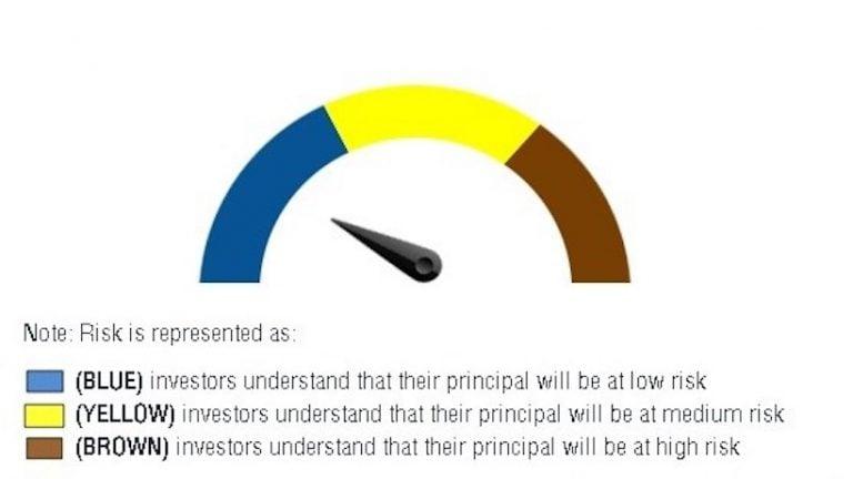 Mutual Fund Riskometer