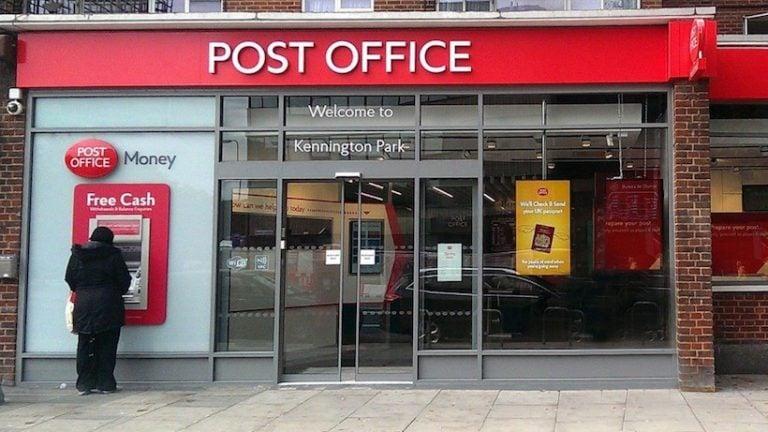Post Office Saving Account