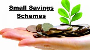 Revised interest rates for Small Savings Schemes