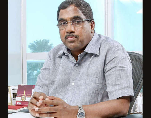MP Ahmed, Malabar Gold