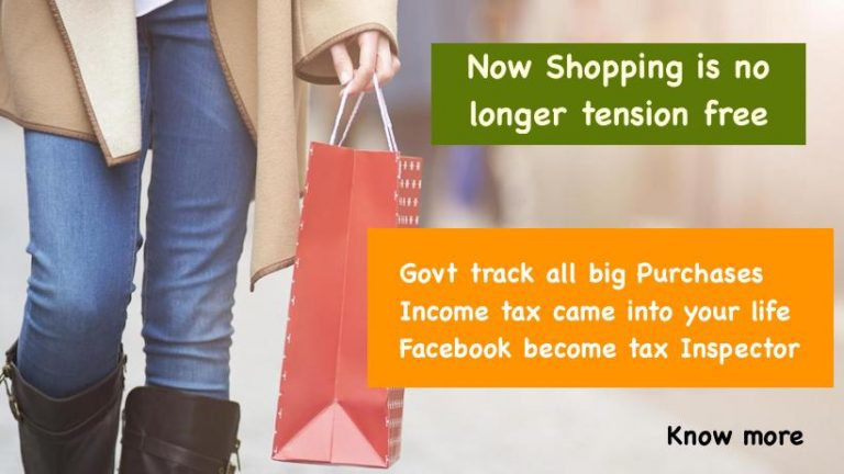 Shopping is no longer tension free