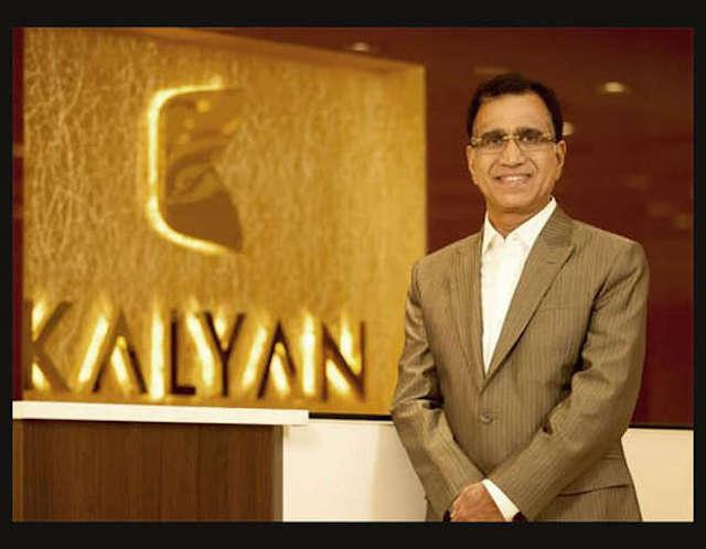 T. S. Kalyanaraman, Kalyan Jewellers