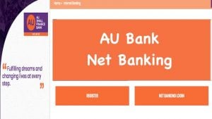 AU Bank Net Banking