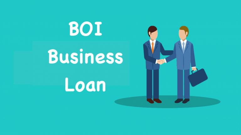 BOI Business Loan