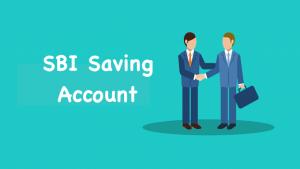 SBI Saving Account