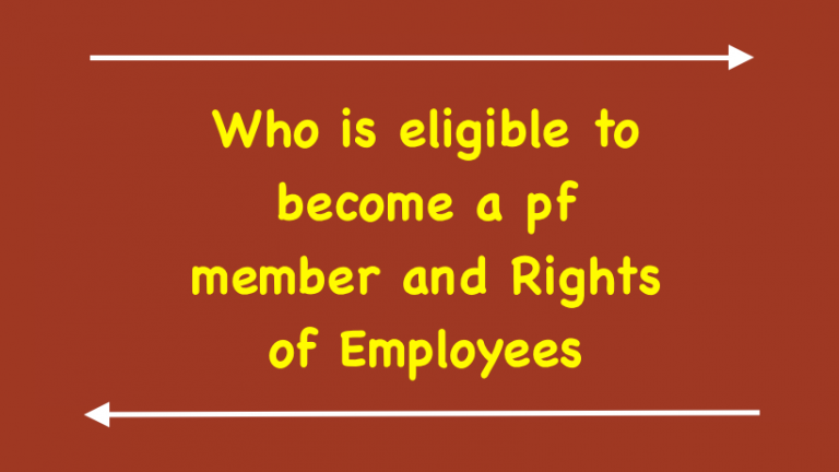 become a pf member