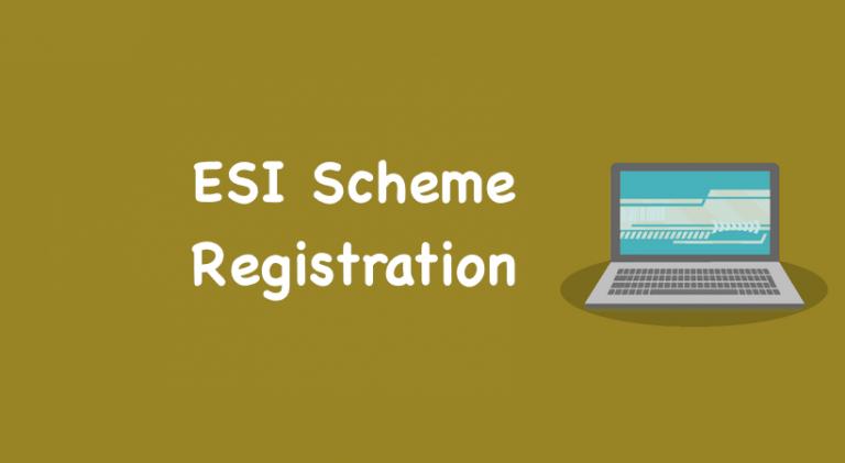 ESI Scheme Registration
