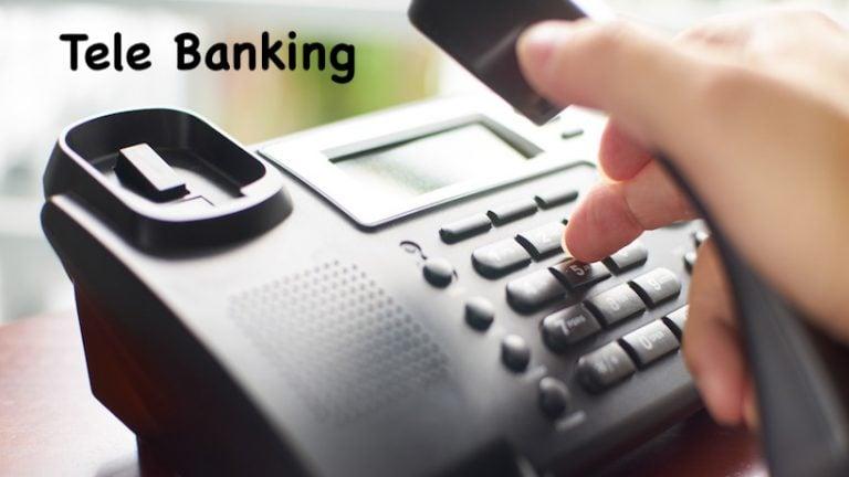 Tele Banking