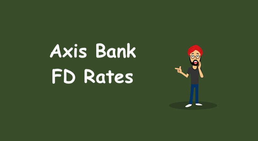Axis Bank FD Rates