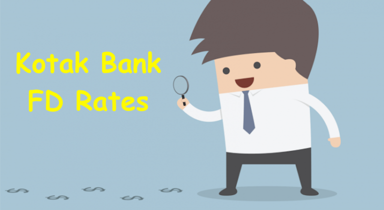 Kotak Bank FD Rates