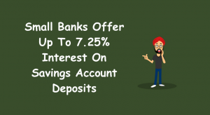 Small Banks Offer