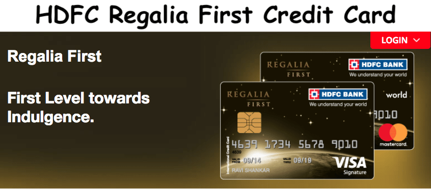 Hdfc regalia credit card forex charges