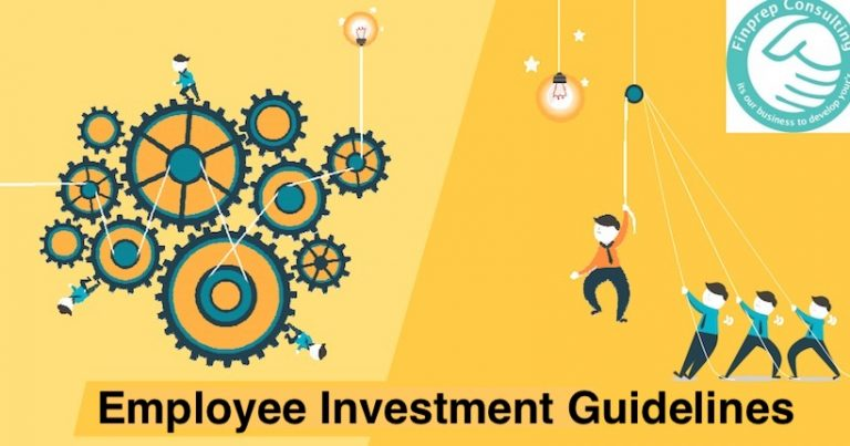 Employee Investment Guidelines