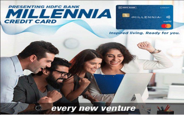 HDFC Bank Millennia Credit Card