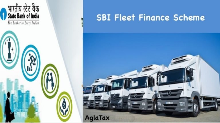 State Bank of India Fleet Finance Scheme