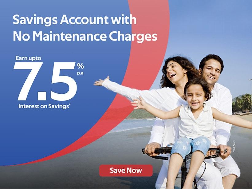 Equitas Bank Saving Account
