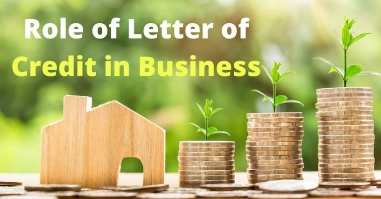 Role of Letter of Credit in Business