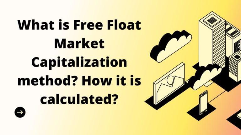 Free Float Market Capitalization
