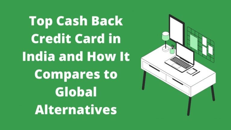 Top Cash Back Credit Card in India