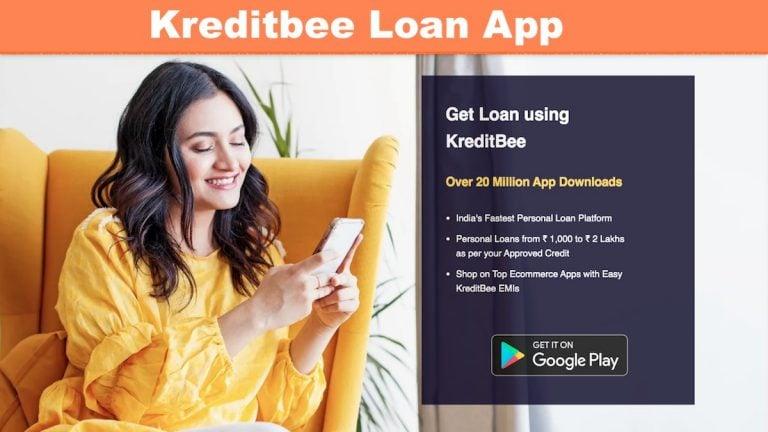 Kreditbee Loan App