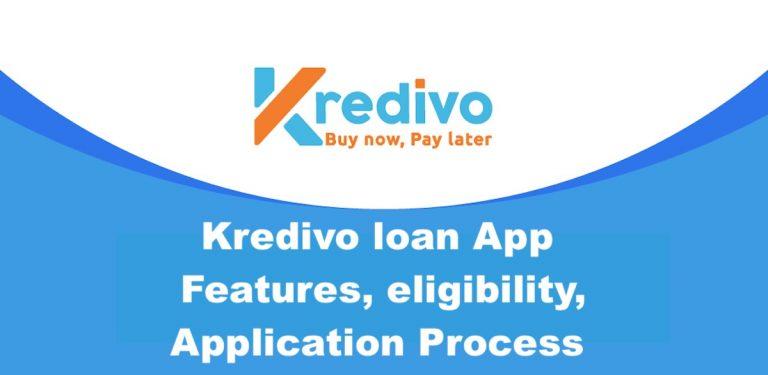 Kredivo loan app