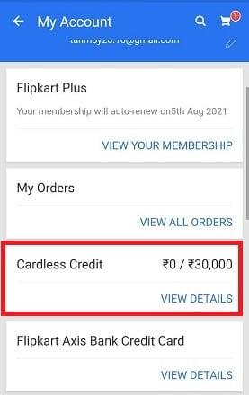 PhonePe Instant Loan