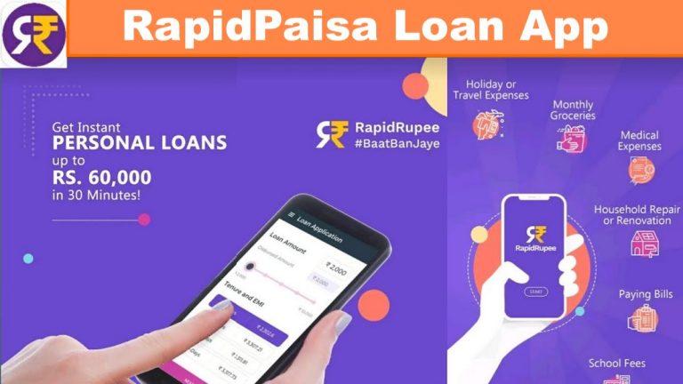 RapidPaisa Loan App
