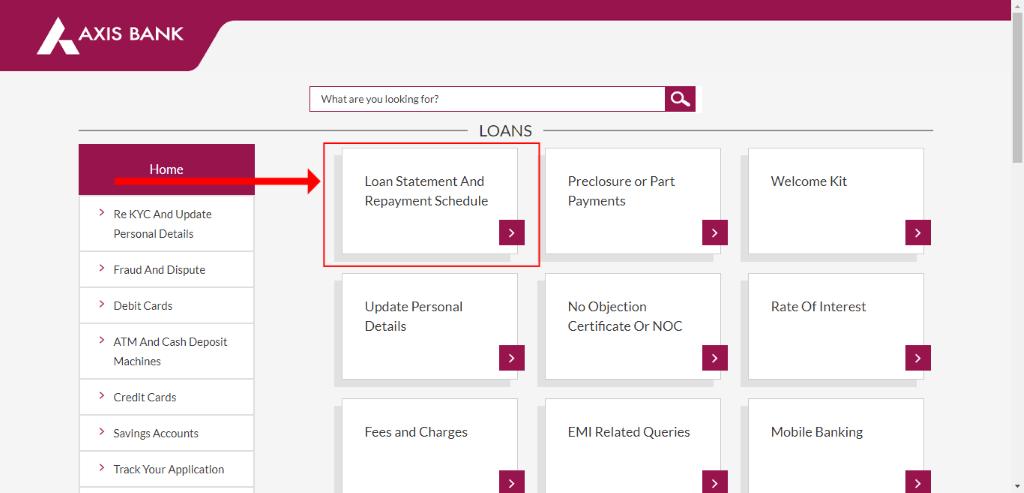 Axis-bank-loan