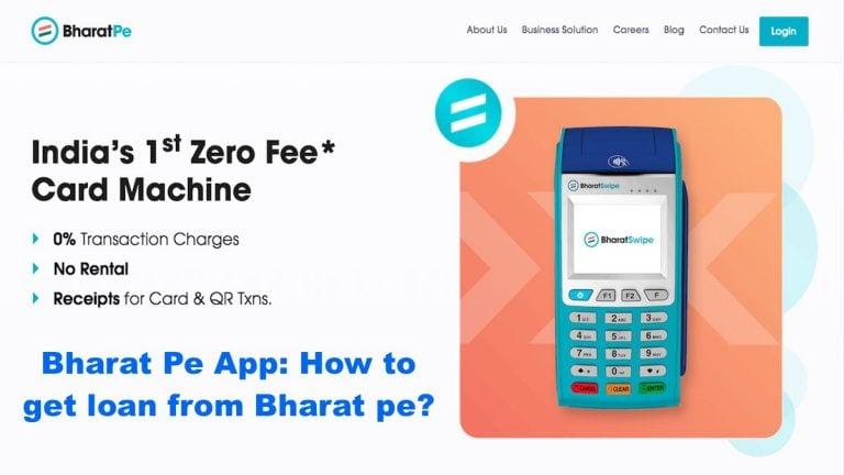 Bharat Pe App