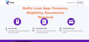 Rufilo Loan app